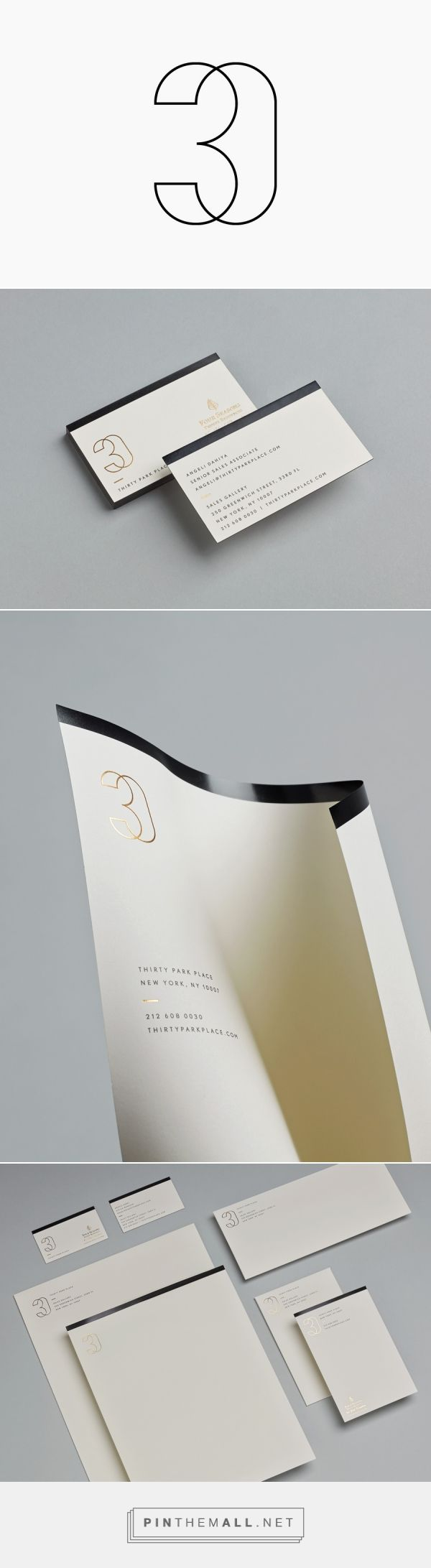 New logo for 30 park place by mother design bp o a grouped images picture