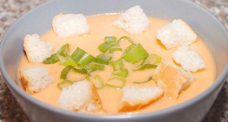 Gazpacho recept főfotó