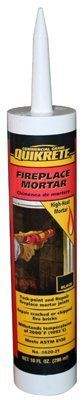 SAKRETE OF NORTH AMERICA 8620-21 10 oz Fireplace Mortar