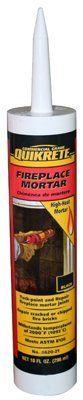 SAKRETE OF NORTH AMERICA 8620-21 10 oz Fireplace Mortar