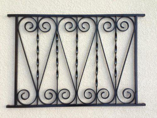 decorative screen door grille guard 1