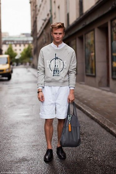 Stockholm Fashion Week (by Gustav Broström) http://lookbook.nu/look/2403623-Stockholm-Fashion-Week