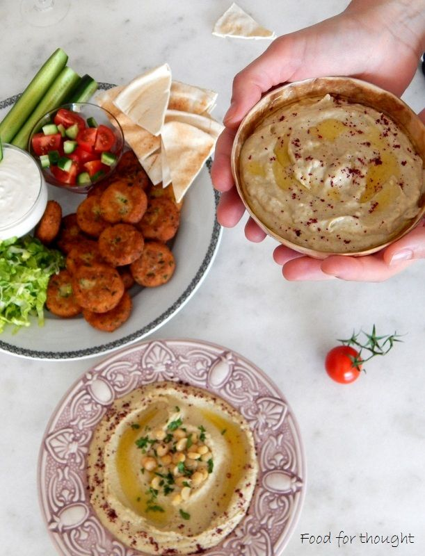 Baba ganoush, Hummus, falafel http://laxtaristessyntages.blogspot.gr/2015/06/baba-ganoush.html