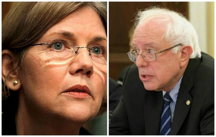 #Would You Vote for Bernie Sanders or Elizabeth Warren for President? Que...