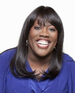"Sheryl Underwood.. love her on ""The Talk"""