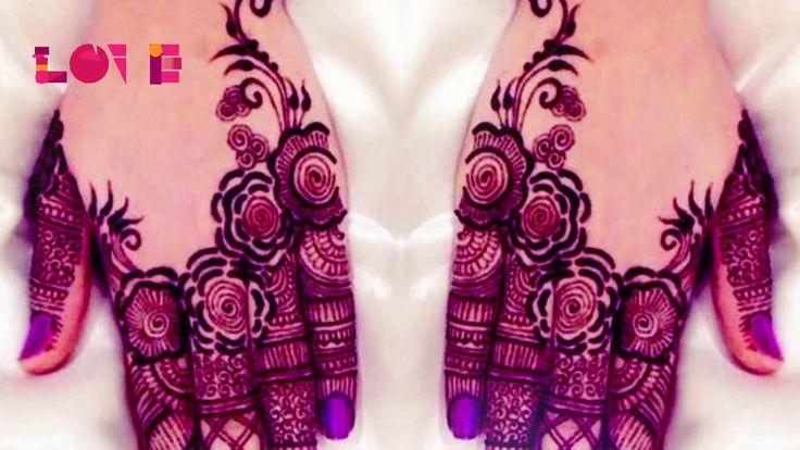 Rajhistani Mahndi Designs 2017 || Multi Style & Beauty Tips