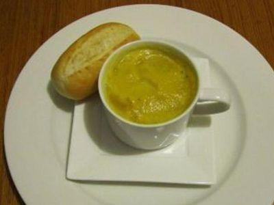 Caramelised Pumpkin Soup recipe
