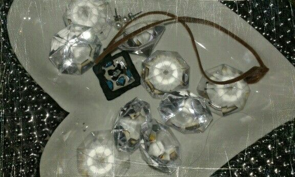 Fimo necklace (Sophie)