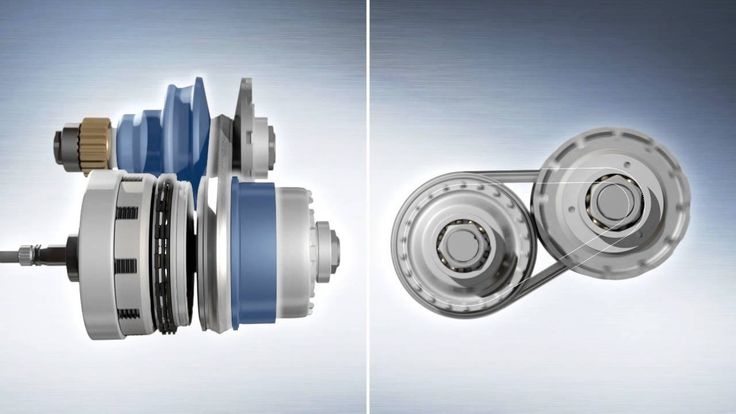 Continuously Variable Transmission On Honda Cvt Transmission Diagram