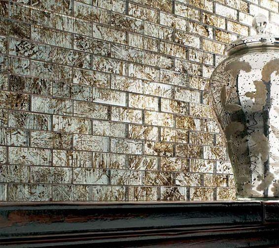 solistone mercury glass silver birch glass tiles folia from eva designs #LGLimitlessDesign & #Contest