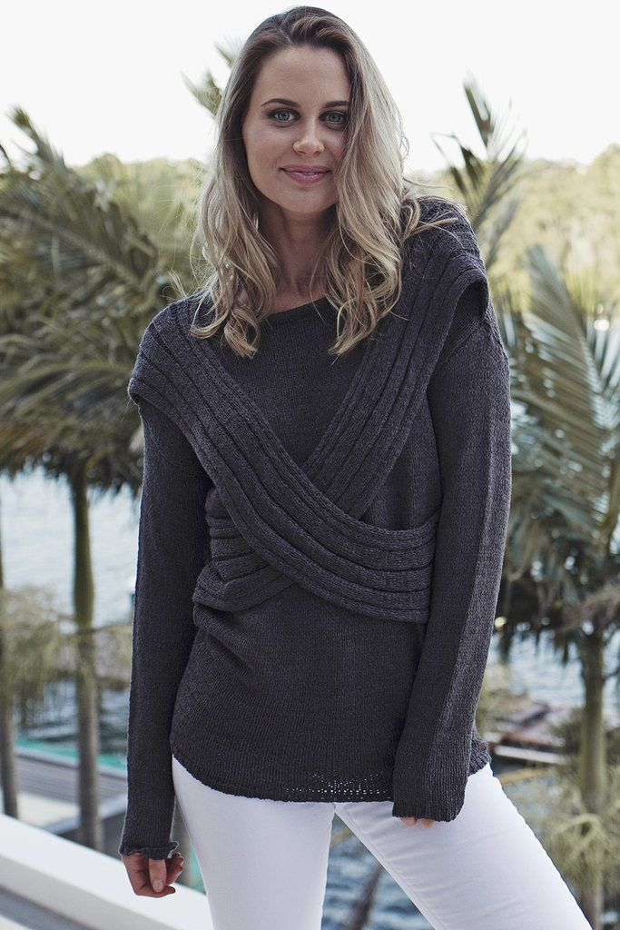 Hold On Me Knit. Shop it now at- http://www.her-empire.com/collections/outerwear/products/hold-on-me-knit