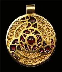 Anglo-Saxon amulet