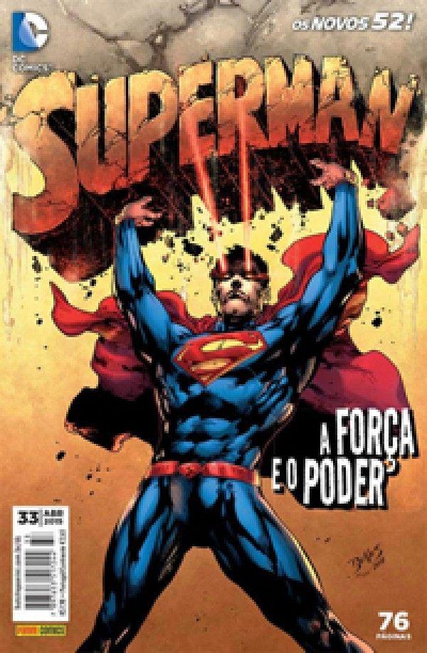 LIGA HQ - COMIC SHOP SUPERMAN (52) #33 - DC Comics PARA OS NOSSOS HERÓIS NÃO HÁ DISTÂNCIA!!!