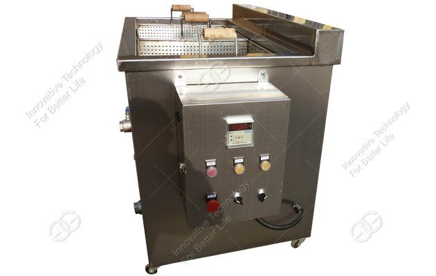 Snacks Frying Machine GG1200|Commercial Fryer Machine