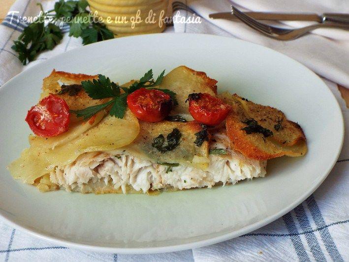 Filetti di Persico in crosta di patate - Ricette Blogger Riunite