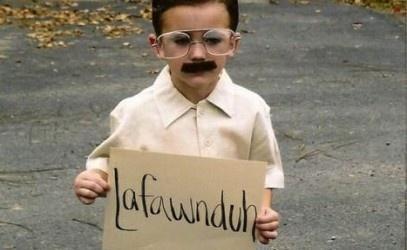 Kip Napoleon Dynamite Lafawnduh Lafawnduh Costume Haha...
