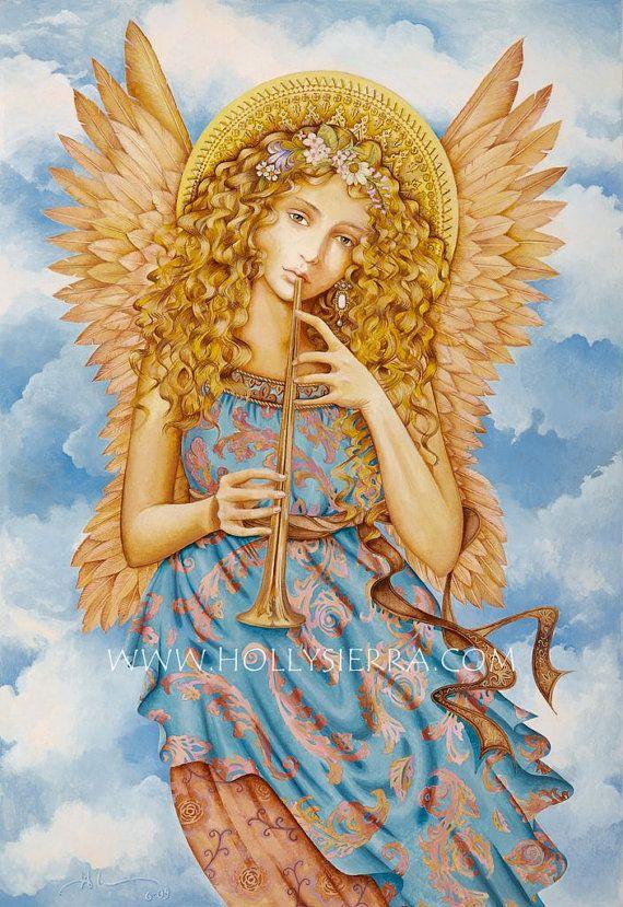 Cap 5: El ángel de Uriel tiene un rostro tan dulce y tan puro como el de una niña.