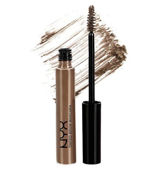 NYX Tinted brow mascara - Boots