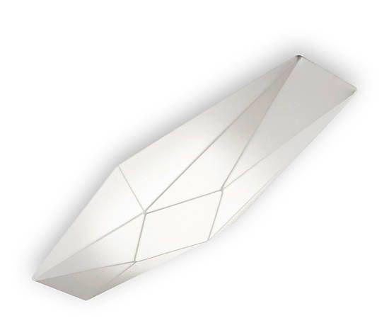 "Lampa sufitowa ""Polaris IV"", biała"