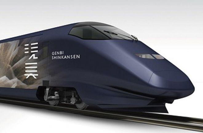 Un tren bala japonés se convertirá en un museo rodante