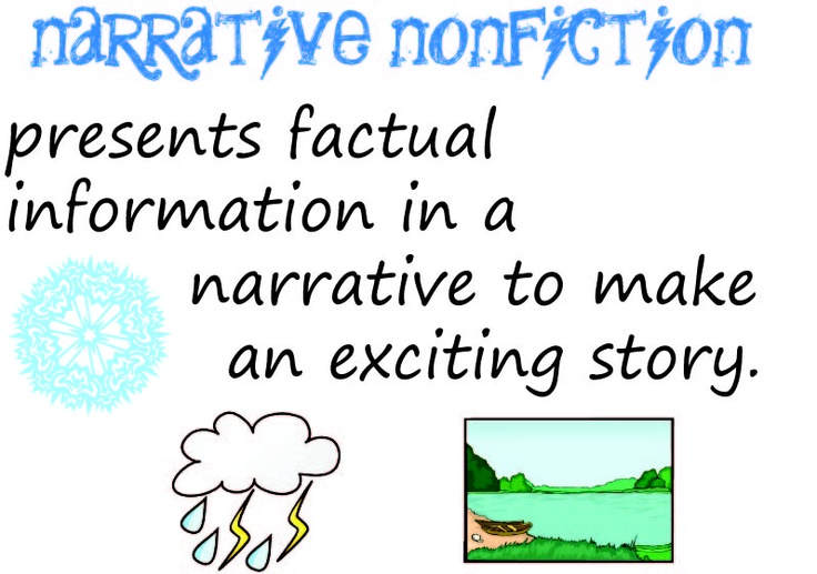 best narrative non fiction essays Narrative nonfiction to create a cohesive narrative poetry, essays, creative non-fiction, reviews, roundtable, impressions.