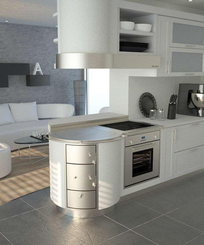 Pi di 25 fantastiche idee su cucine personalizzate su - Cucine in vetroceramica ...