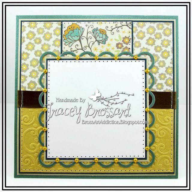 BrossARTaddiction: You Make Me Smile......Wee Stamps Guest Design Card #2!