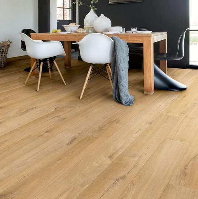 Quickstep Impressive Soft Oak Natural Im1855 Laminate