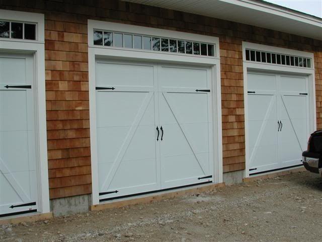Image Result For Garage Door Trellis Overhang Transom Garage Doors Garage Garage Door Trellis