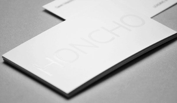 Honcho Business Card