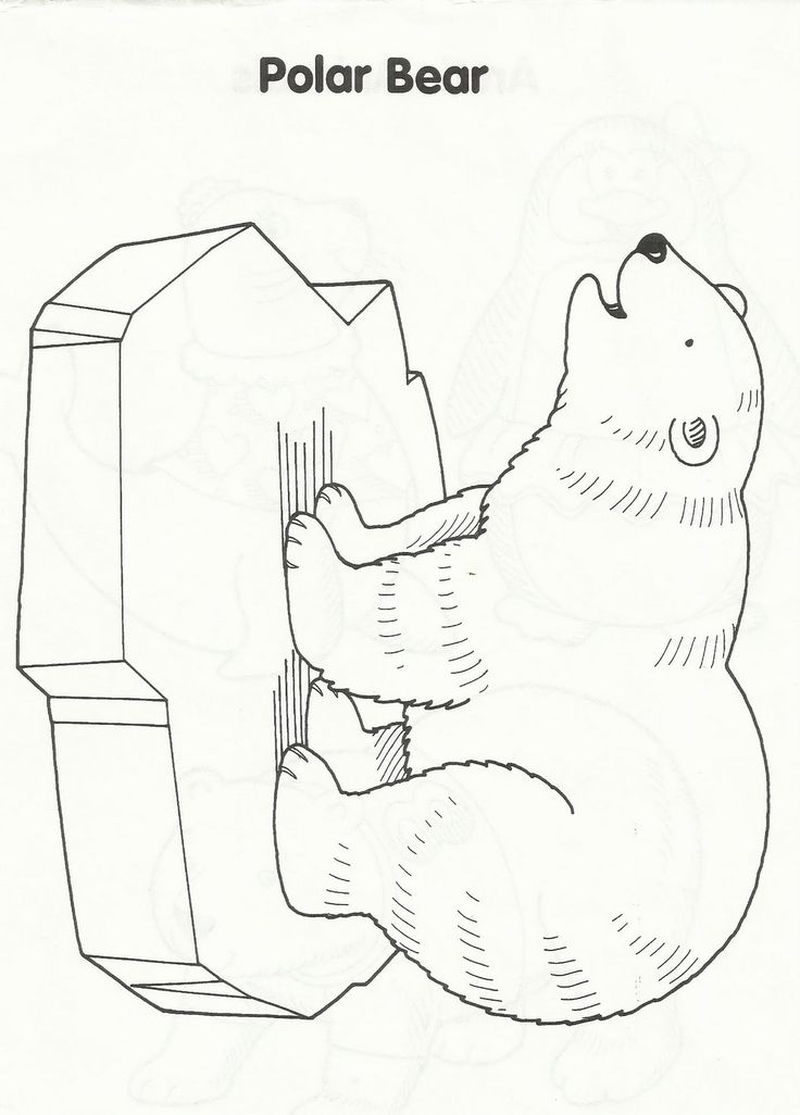 18 best Alaska Coloring Pages images on Pinterest