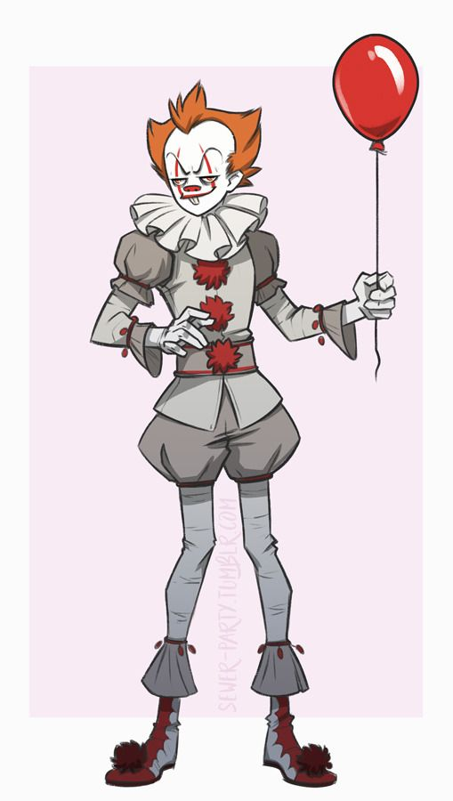 Pennywise Pennywise the dancing Clown It Eso Bob Gray