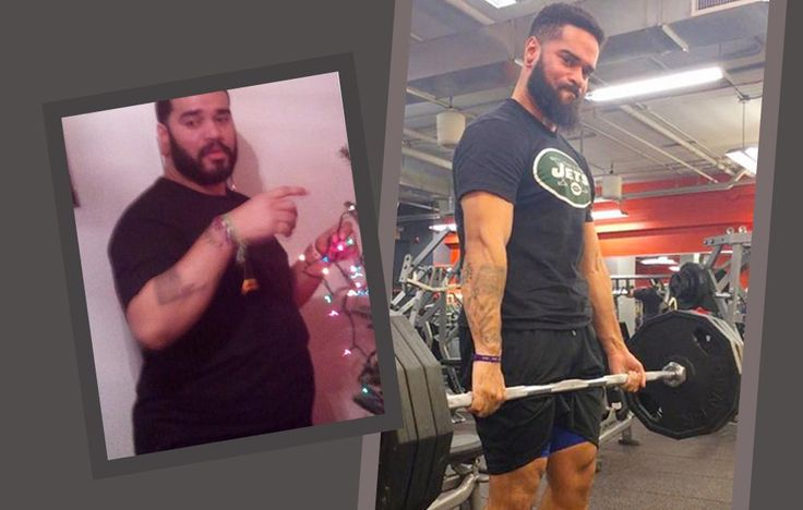 'How I Lost 70 Pounds and Turned My Life Around'  http://www.menshealth.com/weight-loss/chris-rodriguez-weight-loss-transformation