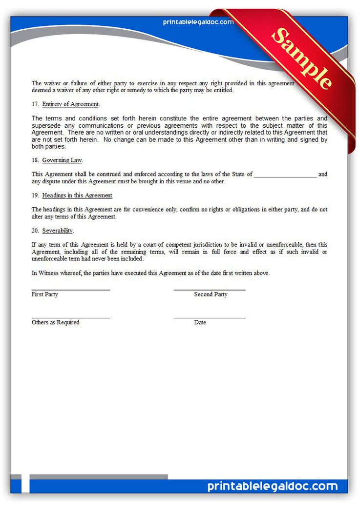 Printable partnership agreement Template PRINTABLE LEGAL FORMS