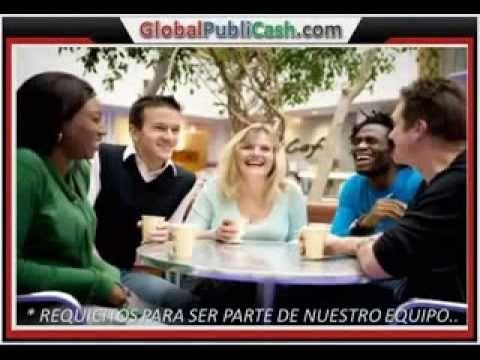 Globalpublicash, adiós a la crisis! Descubre como con solo 10 dls, inicias tu negocio en la red...
