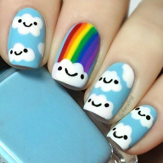 Instagram media thenailtrail  #nail #nails #nailart