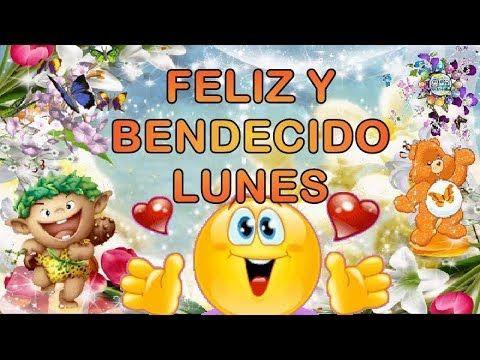 FELIZ Y BENDECIDO LUNES, #buenosdias Frases Y Mensajes para un feliz y bendecido #lunes por la mañana en video genial