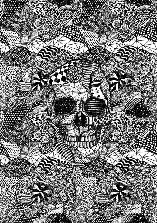 22 Best Skulls Images On Pinterest Skulls Bones And