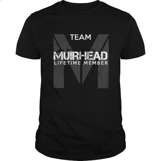 MUIRHEAD - #husband gift #hoodie womens. BUY NOW => https://www.sunfrog.com/LifeStyle/MUIRHEAD-94288842-Black-Guys.html?60505