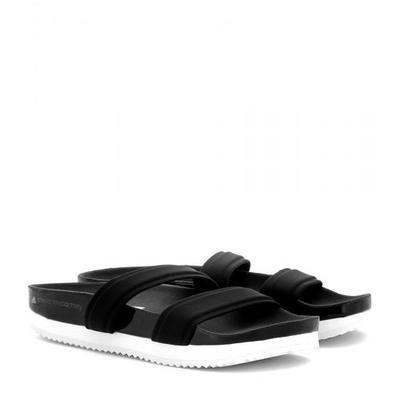 Adidas by Stella McCartney - Slide sandals #shoes #stellamccartney #adidas #women #designer #covetme #adidasbystellamccartney
