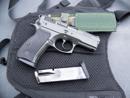 CZ P-01 (CZ 75 D Compact)