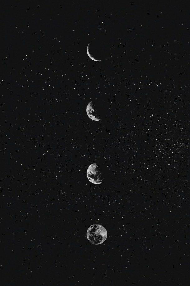 Unter den gleichen Sternen und dem gleichen Mond Wir sind so verliebt in die Vergangenheit, dass wir vergessen, uns auf die Zukunft zu freuen.