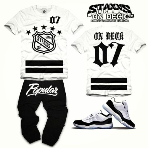 swag outfits with jordans for guys