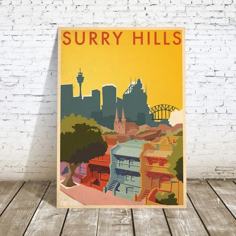 Surry Hills Vintage http://thejeremylordstore.com/collections/all-prints