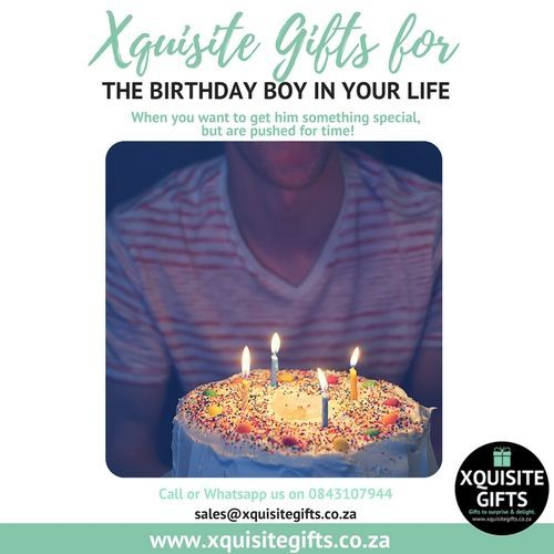 We Have Great Birthday Gifts For The Young Man Or Little Lady In Your Life