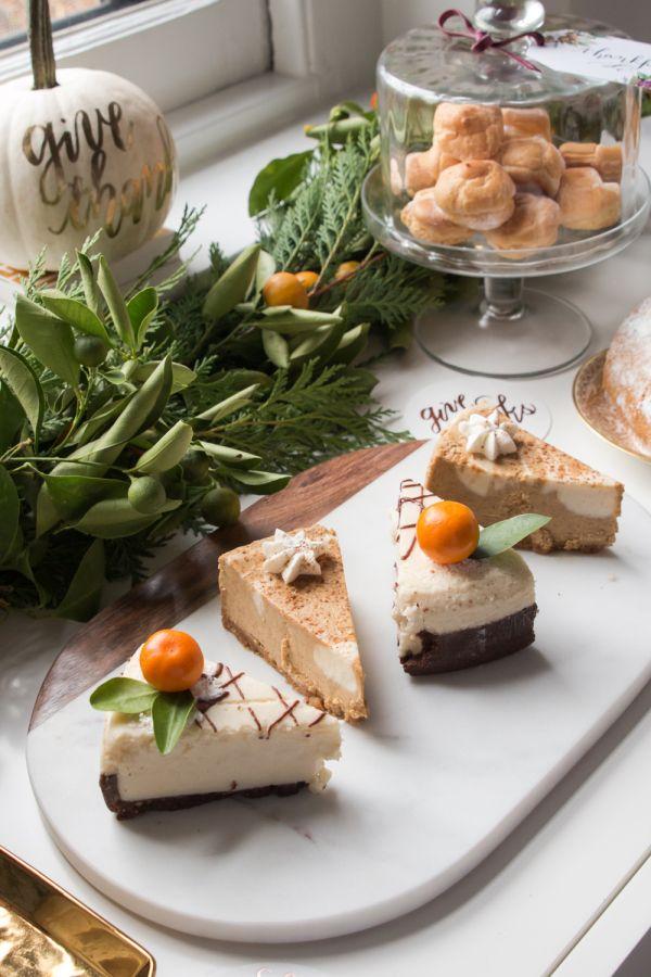Holiday pie: http://www.stylemepretty.com/living/2016/11/08/get-inspired-to-craft-a-knockout-thanksgiving-dessert-buffet/ Photography: Ann Kim - https://www.instagram.com/nkimphoto/