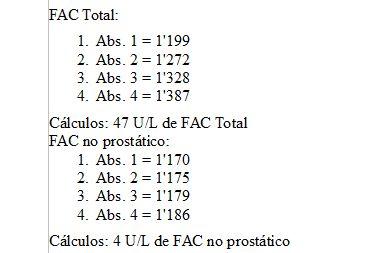 5. Resultados (leer a 405nm)