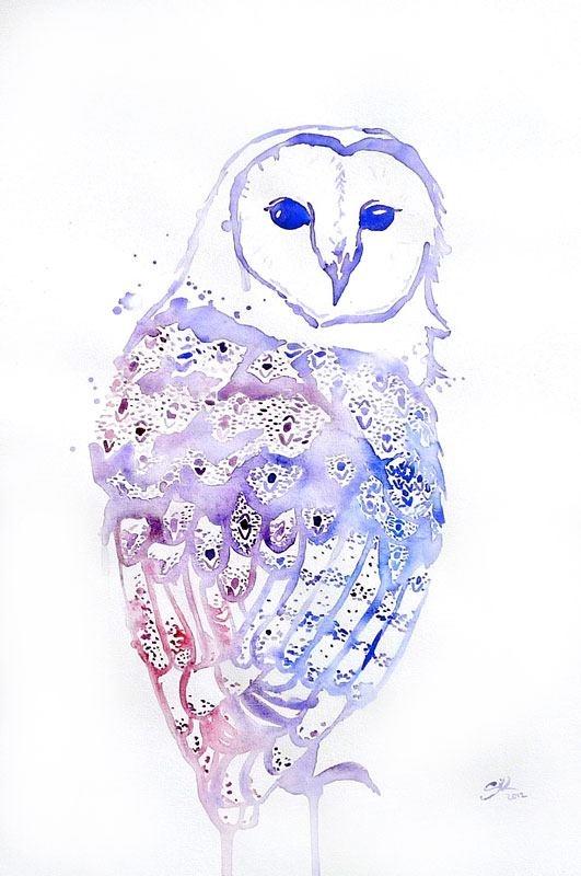 """""""Hoo Hoo"""" by Silvia Ilona Klatt"""