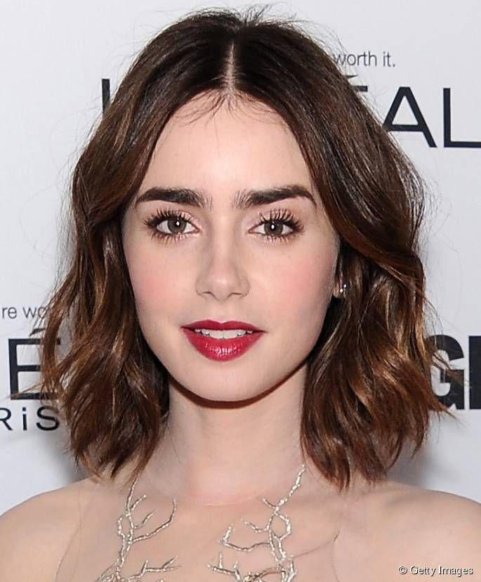 Corte de cabelo long bob é a tendência de corte para 2015! Aposte!
