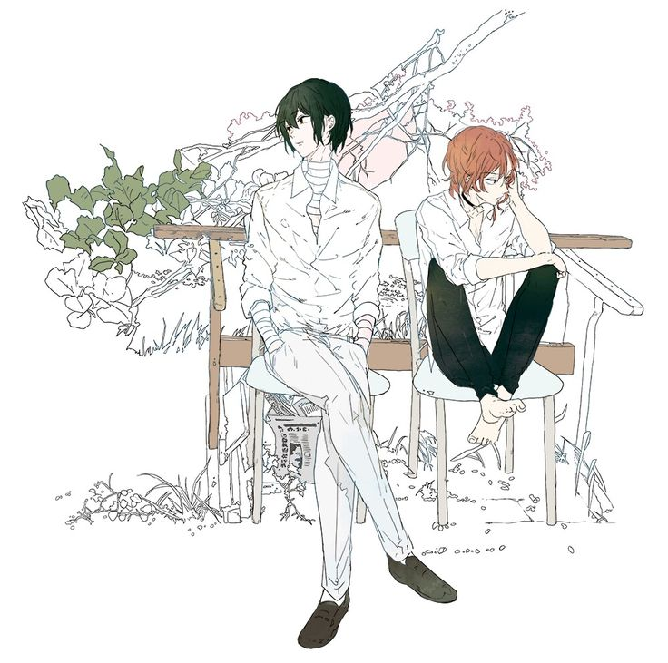 Soukoku // BUNGOU STRAY DOGS